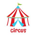 circus website slider